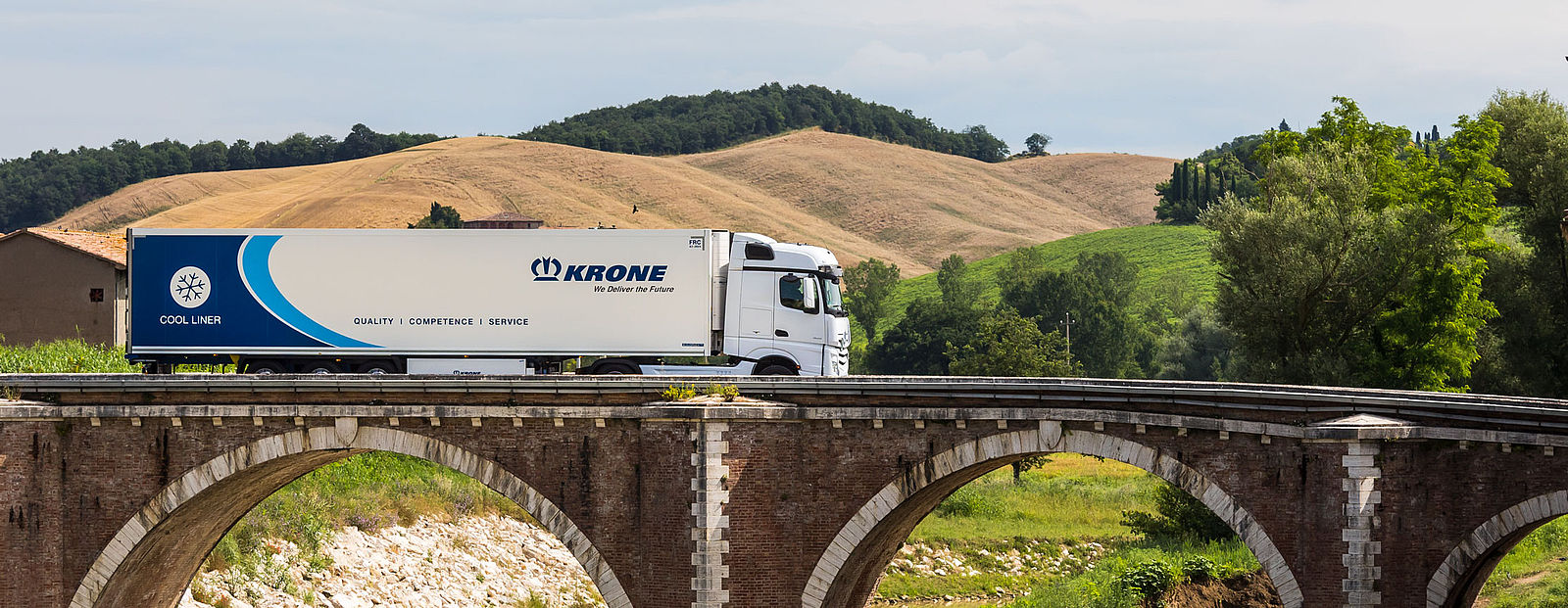 Krone offers a favourable extension of the warranty