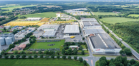 Krone doubles its production capacity in Herzlake
