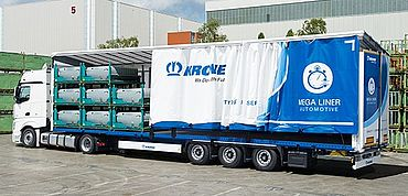 Krone Mega Liner Automotive