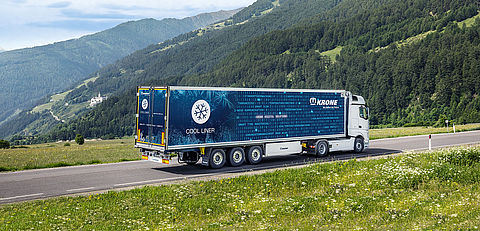 Krone Telematics: the all-in-one solution