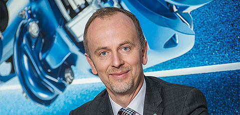 Changes to the senior management at Krone Commercial Vehicle Group / Dr. Frank Albers