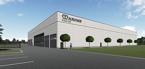 Krone Group builds new Future Lab Validation Centre