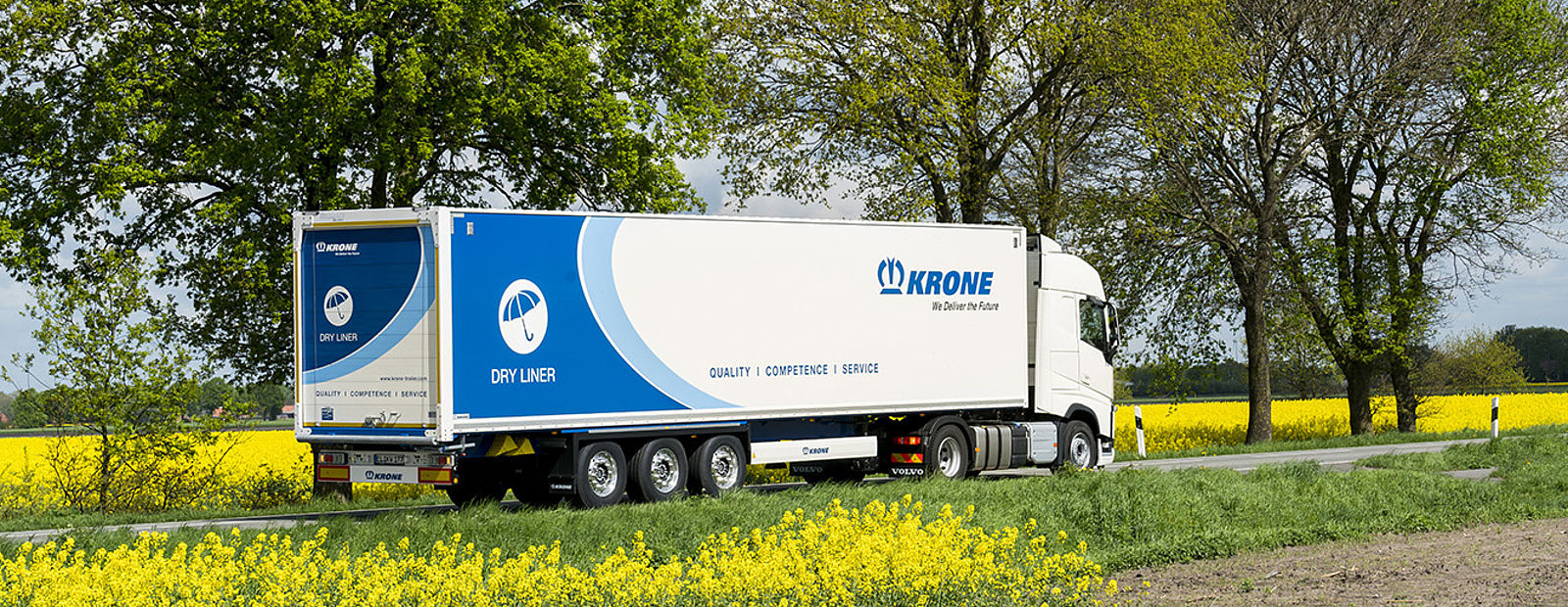The new generation of Krone Dry Liners