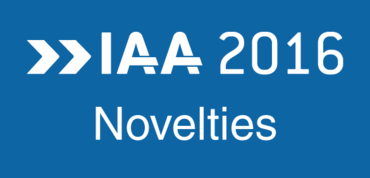 Novelties IAA 2016