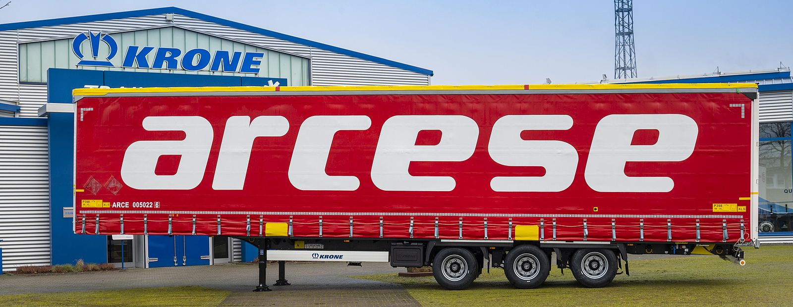 Arcese innovates by investing in sustainable logistics