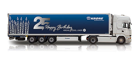 25 Jahre KRONE Cool Liner Special