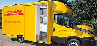 Electrically-driven sliding door for CEP vehicles