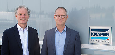 The Krone Commercial Vehicle Group has appointed Peter Ahlers (54) as Managing Director effective August 1, 2019. Ahlers will take over the management of the Knapen Group based in Deurne, the Netherlands, which has been part of the Krone Commercial Vehicl
