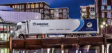 Krone Dry freight box body