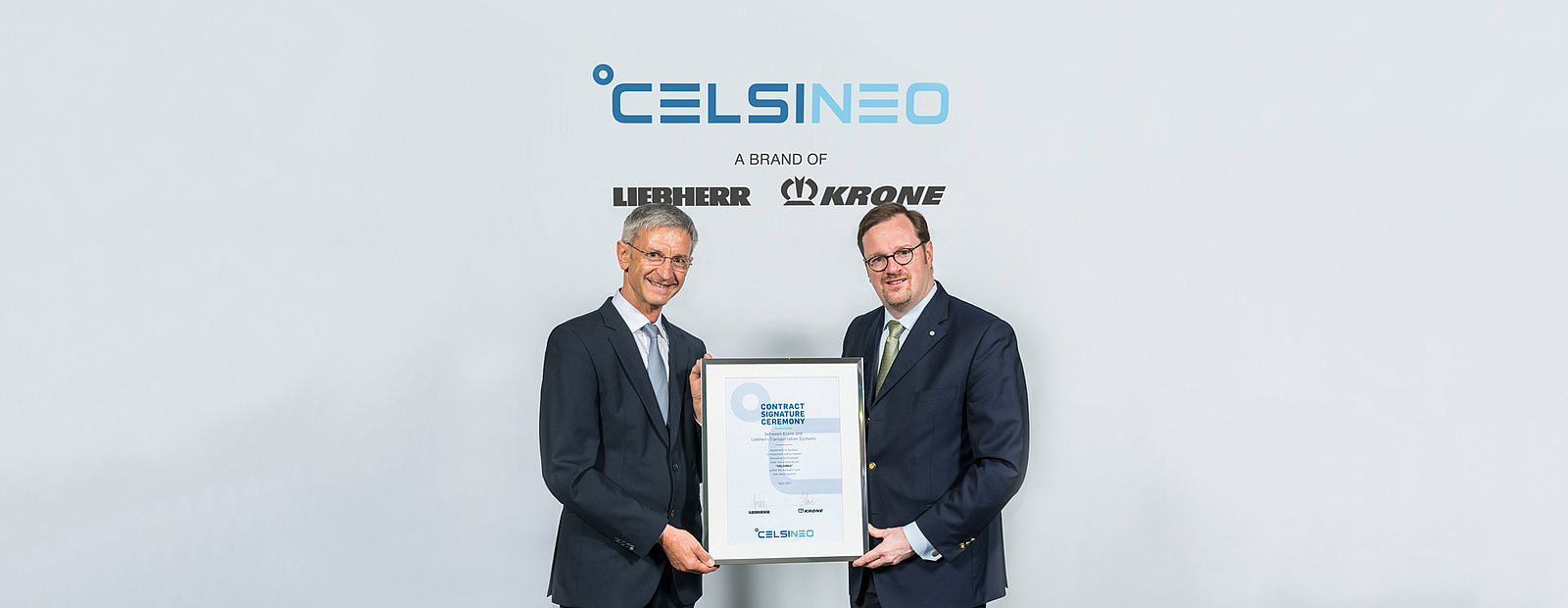 CELSINEO - new technology for refrigerated transport