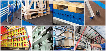 Effective tools for load securing