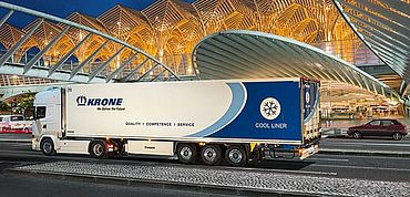 KRONE Smart Trailers for the Future
