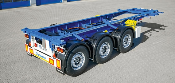 Three-axle Box Liner