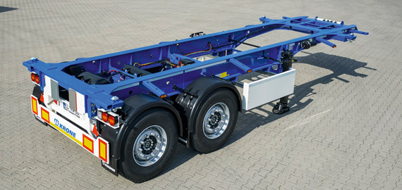 Two-axle Box Liner
