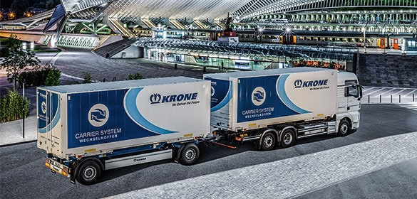Krone Carrier System