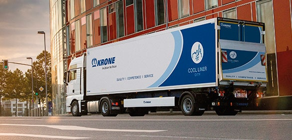 Krone Cool Liner City