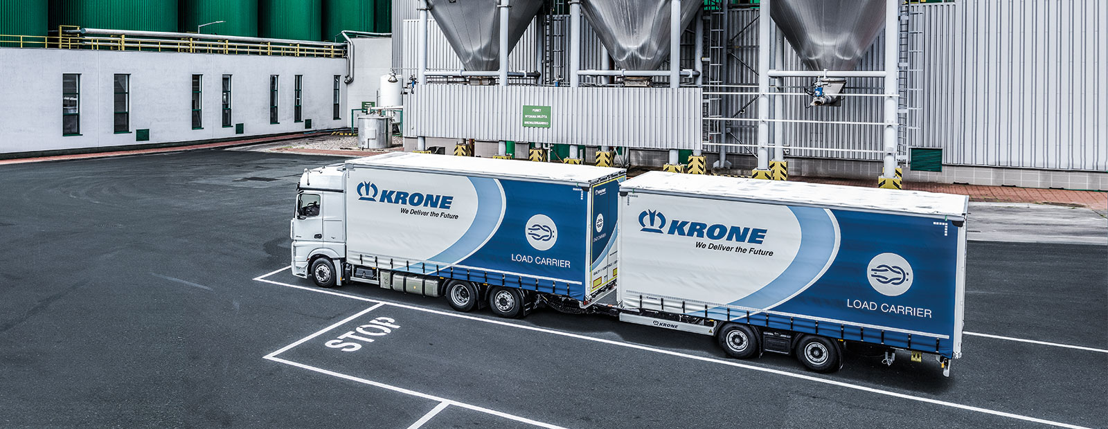 Load Carrier de Krone