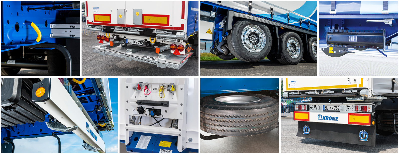 Optionales Equipment Chassis