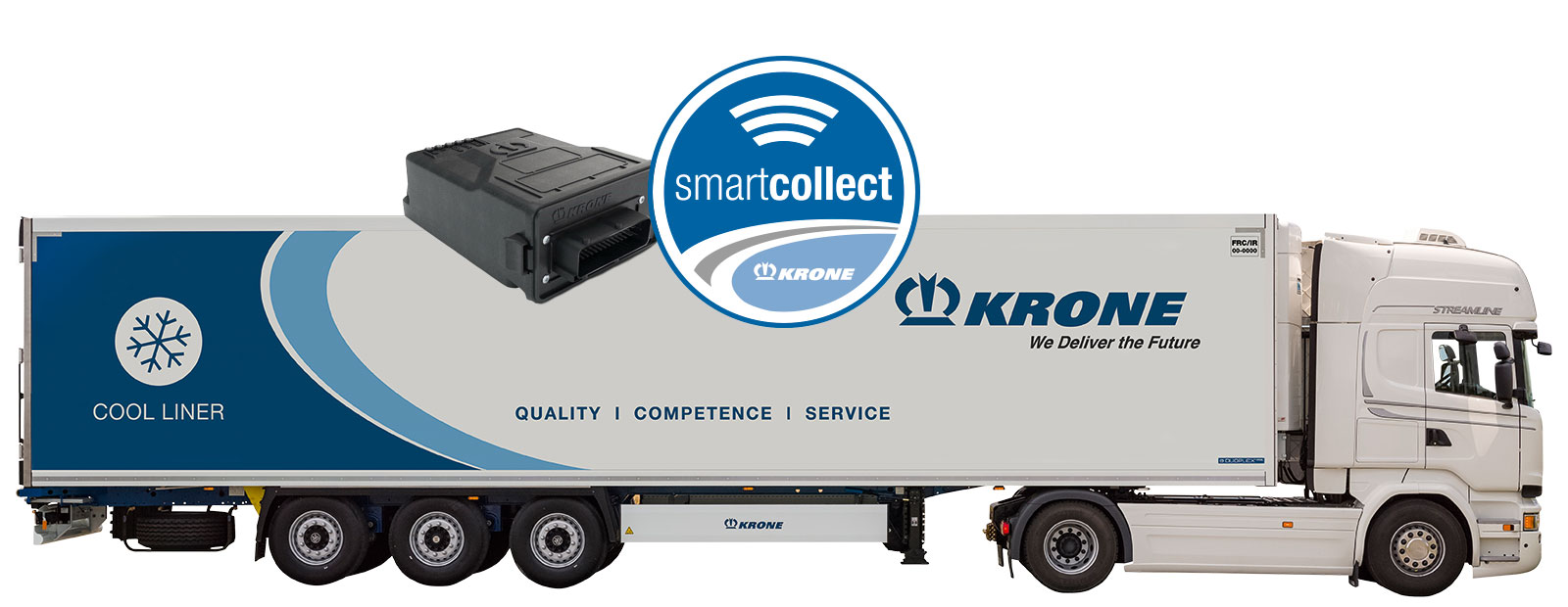 Krone Telematics Smart Collect