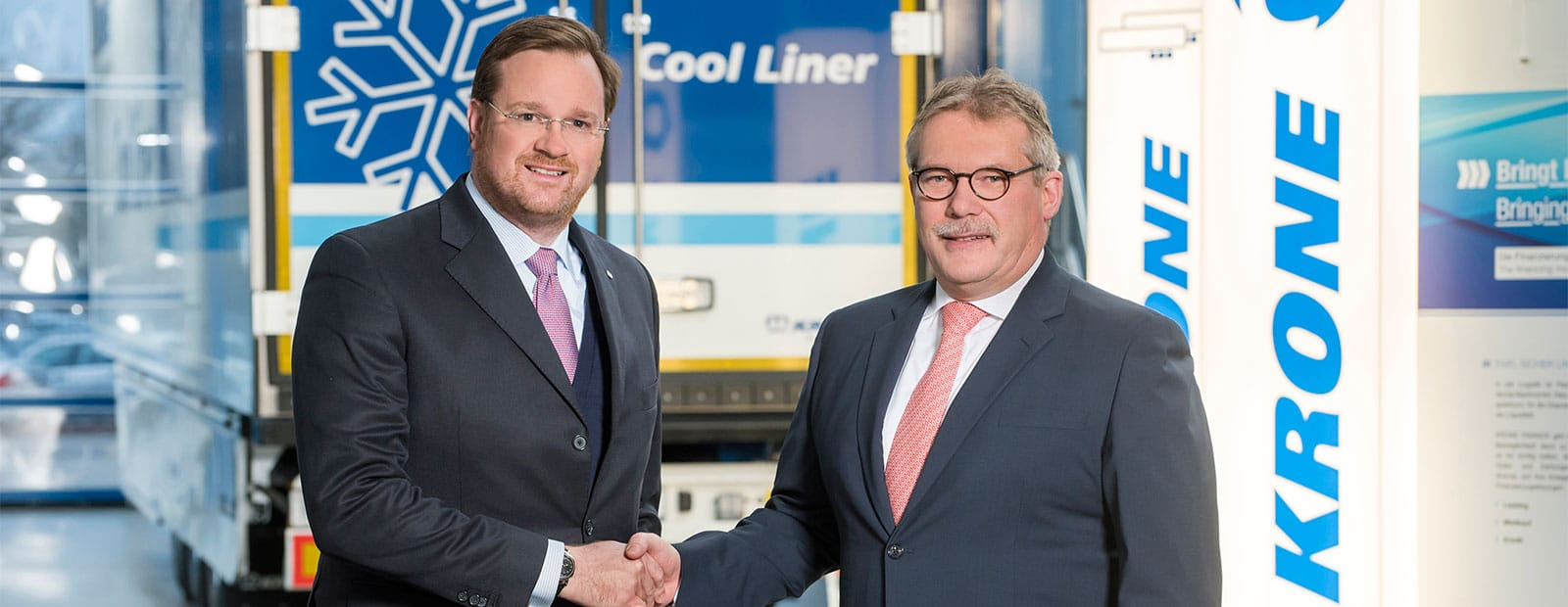 Trailer marriage in Emsland: Krone and Brüggen merge to become KRONE Commercial Vehicle SE