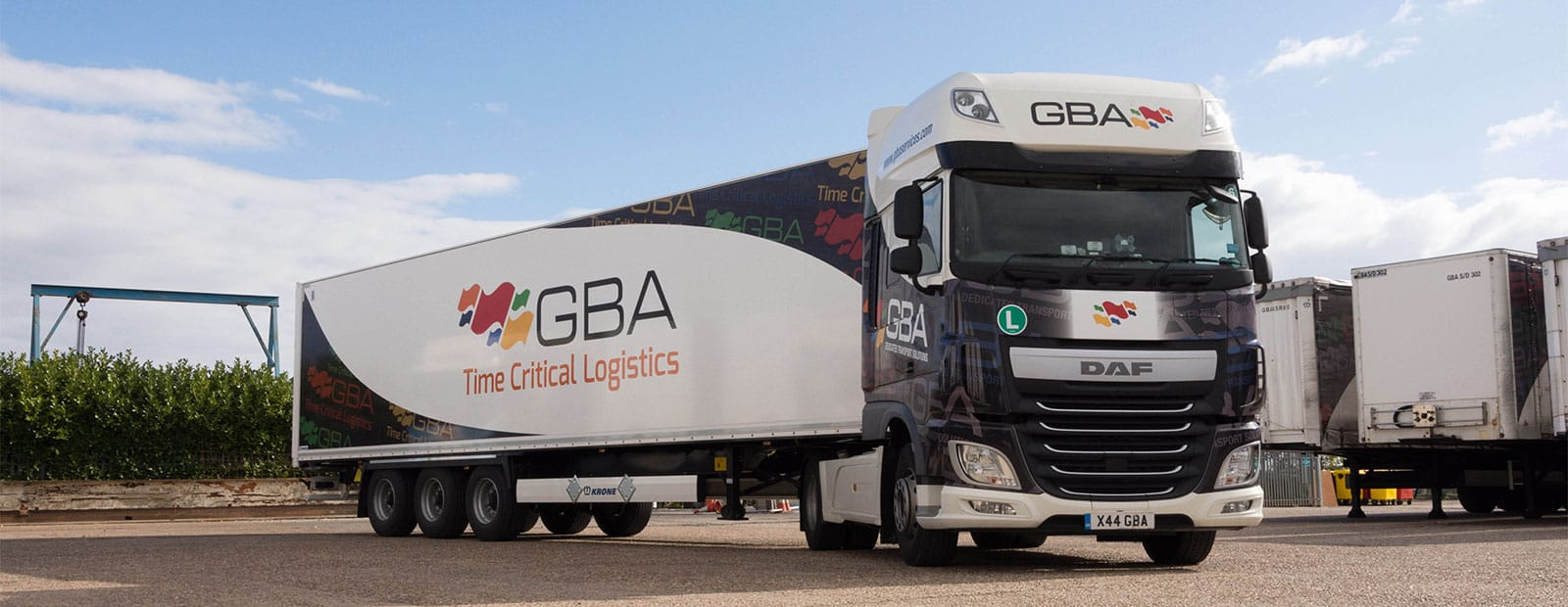 GBA Services returns to Krone for 'trouble-free' service