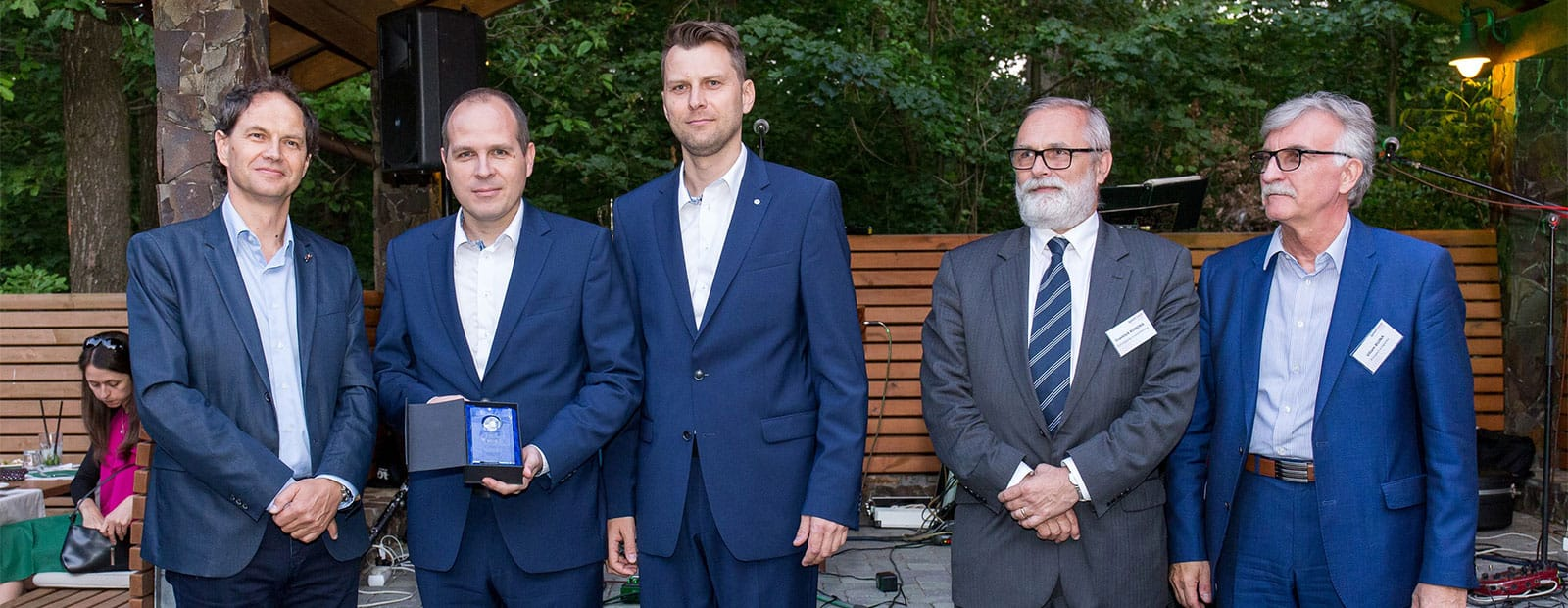 Krone and Trailer Partner win readers' award TOP SLOVAKIA 2017