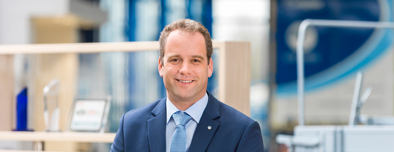 Ansgar Jansen: New sales manager at Krone