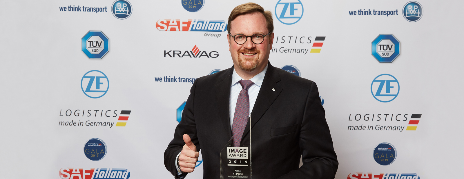 Krone wins Image Award