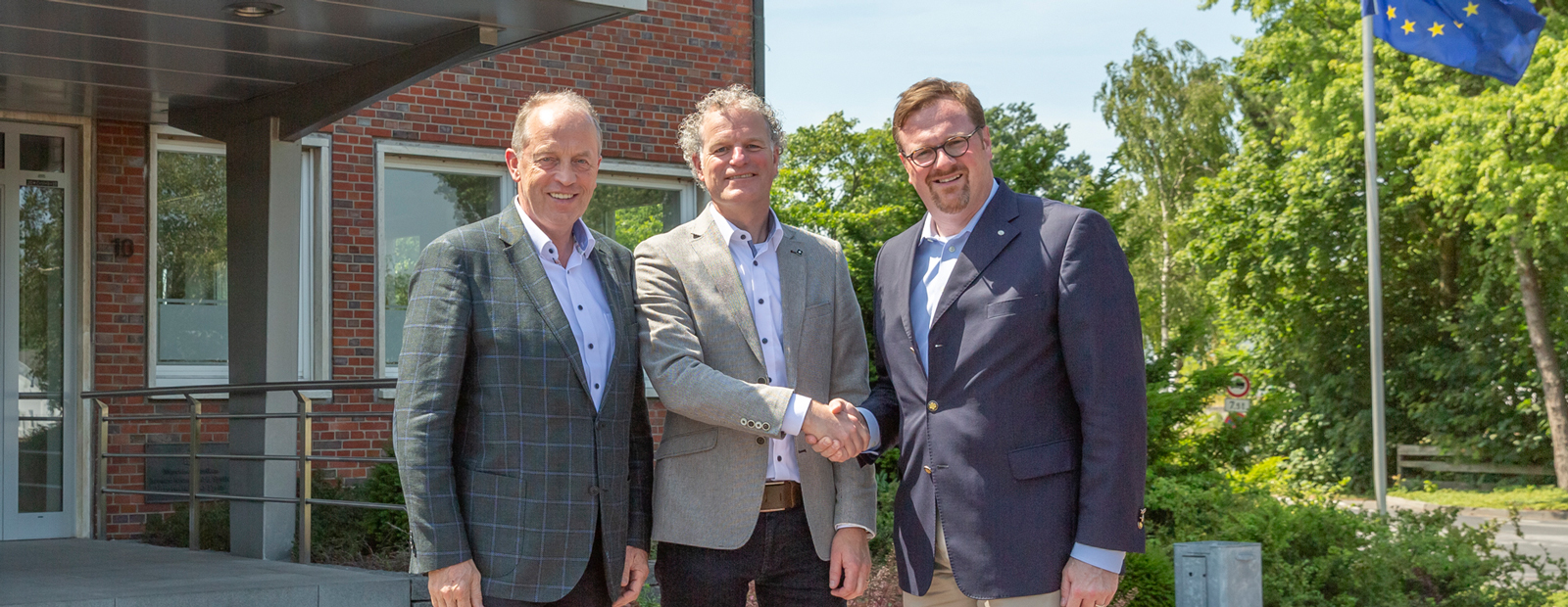 Knapen and Krone join forces