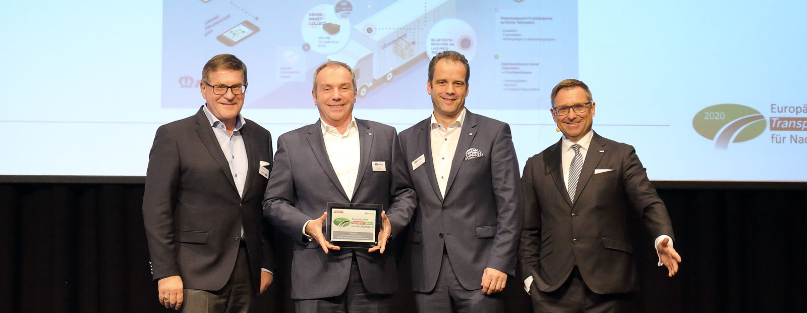 Smart Capacity Management Awarded