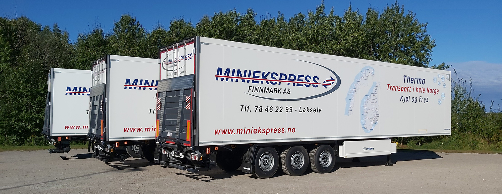 4 new Cool Liners for Miniekspress