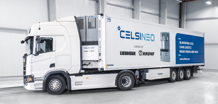 Celsineo - a brand of Liebherr and Krone
